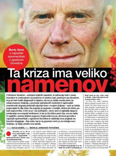 Revija Zarja - Julij 2020 - Predogled