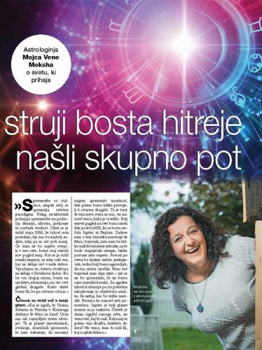 Revija Zarja - Oktober 2020